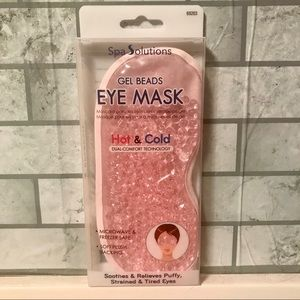 Spa Solutions Gel Beads Eye Mask